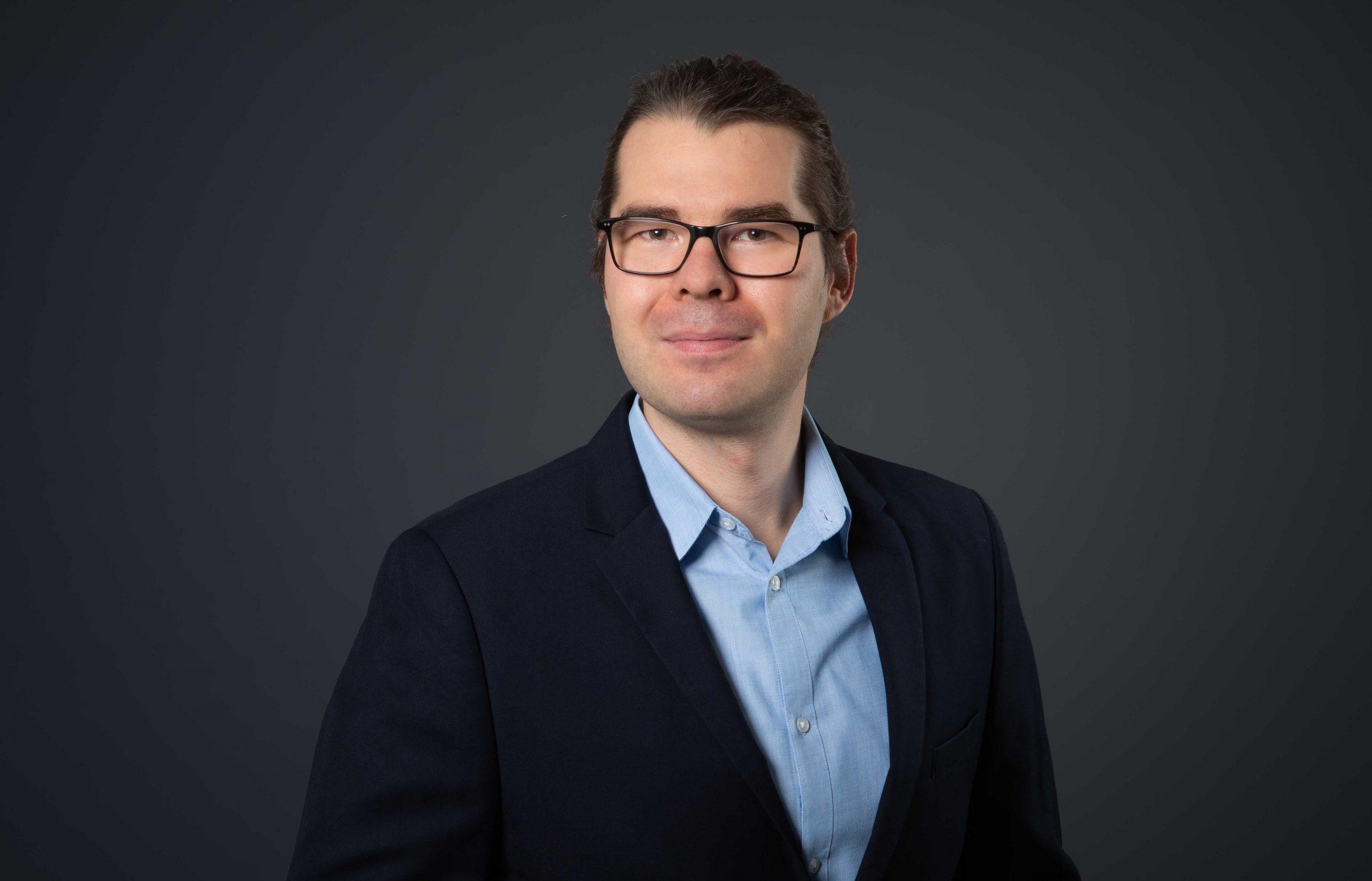 Jahn Hoffmann (Externer Doktorant)