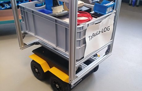 TaBuLaLOG Roboter