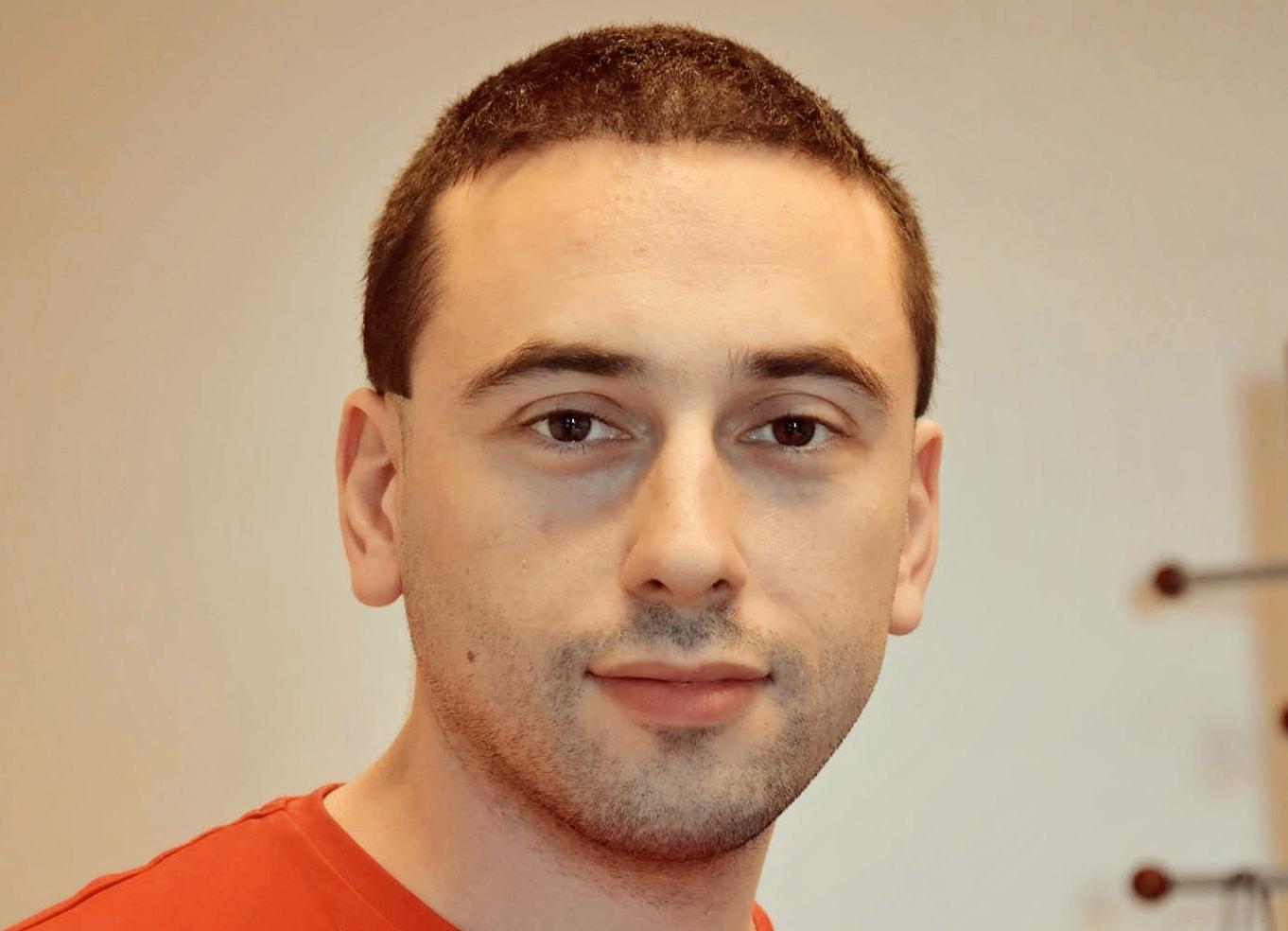 Yevgen Blank