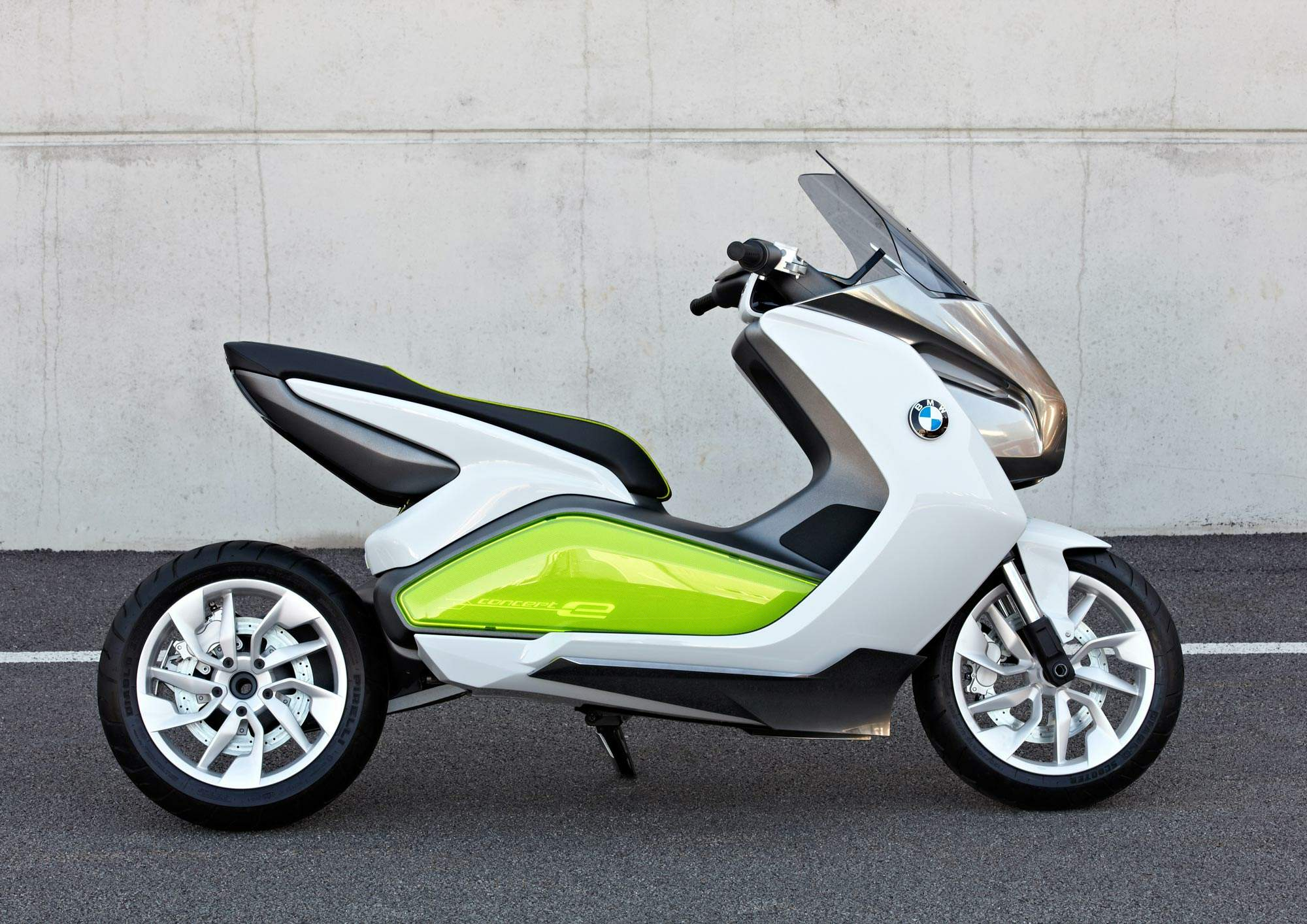 BMW Electric Scooter Concept   1